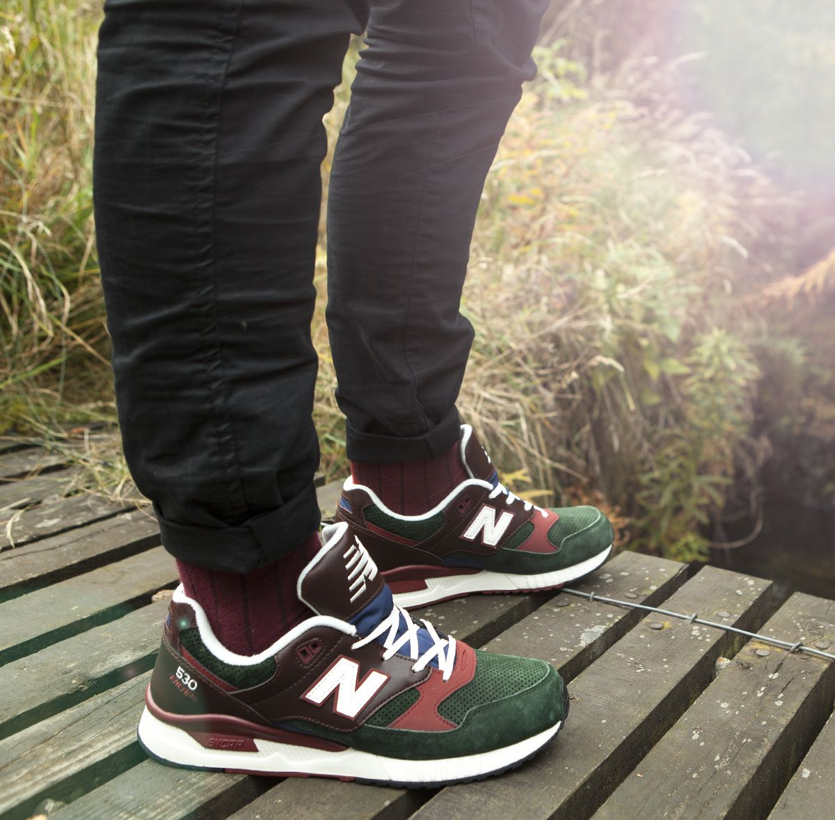 The New Balance 530 wants to be on your feet.