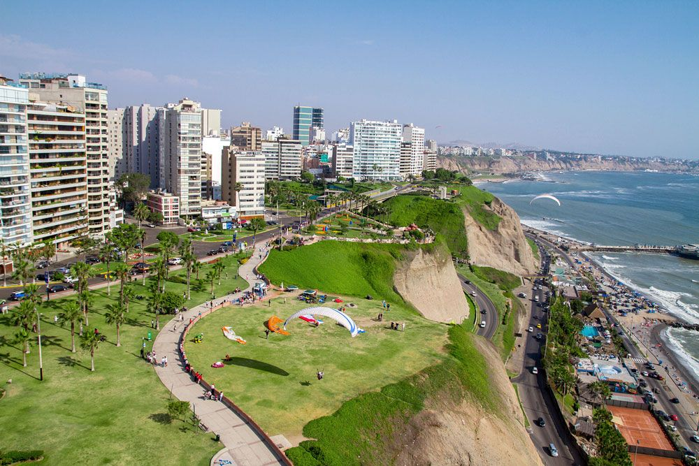 Lima Pictures Guide Peru South America Tourist Destinations Tourist Travel