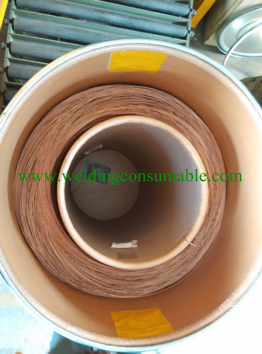 Drum Welding Wire, Copper Coated Welding Wire ER70S-6, Copper Free ...
