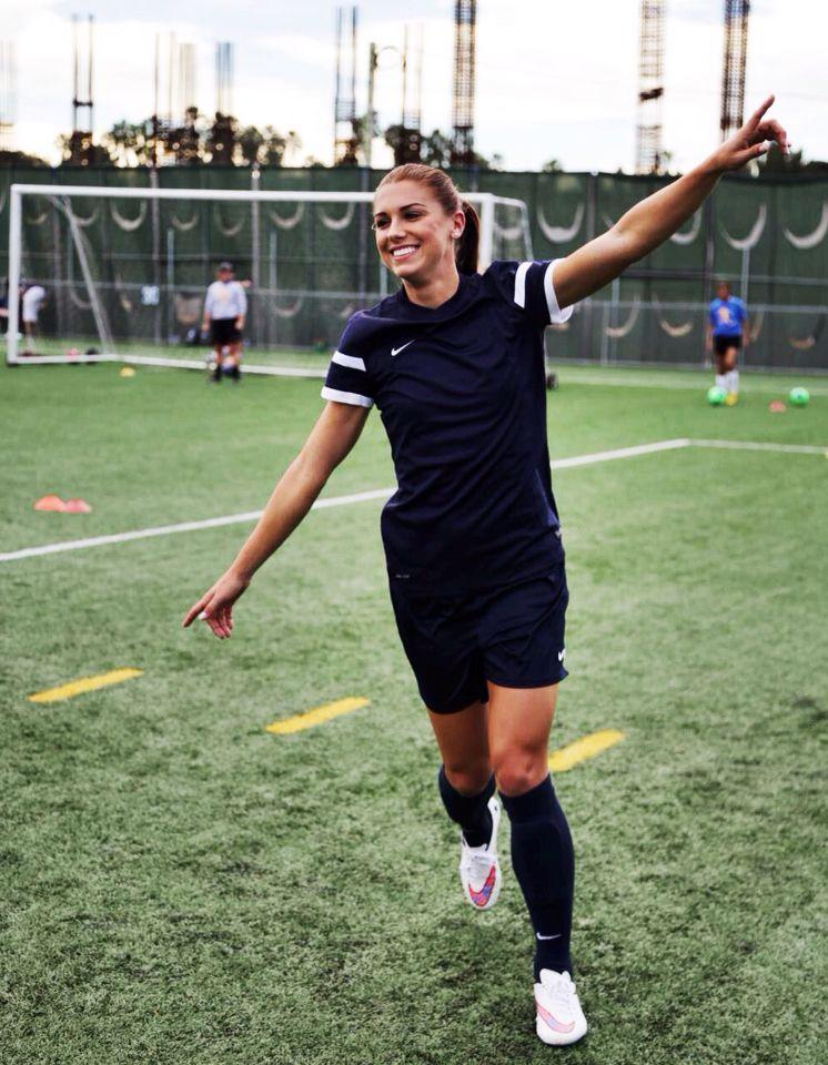 Alex morgan soccer tricks to learn
