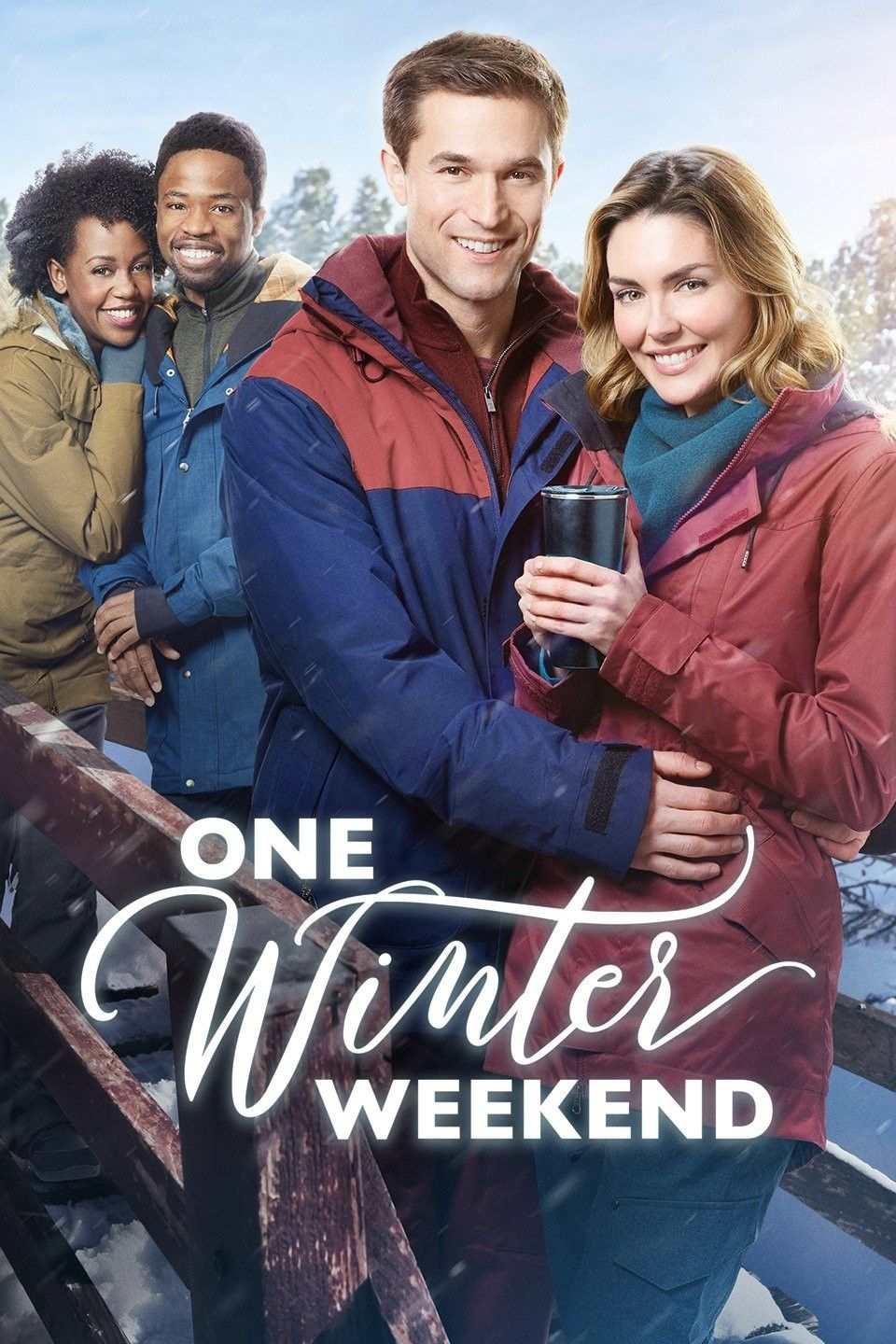 I like this movie. It involved two couples. The women meet