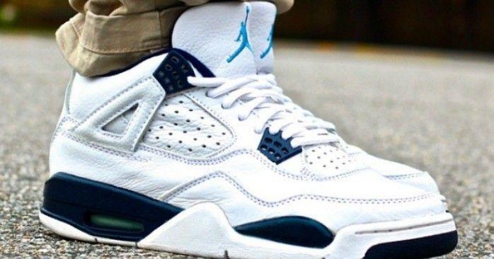 Nike Air Jordan Columbia Hype Shoes Jordans