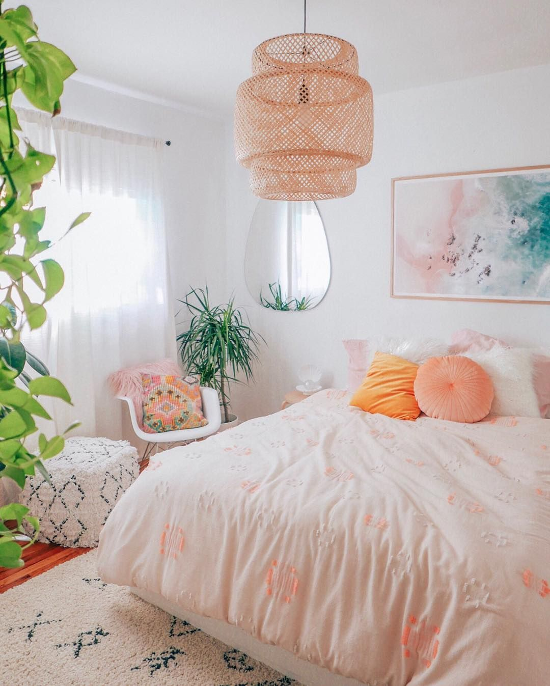 Taking Full Advantage Of These Rainy Days In La Candles Are Lit Chill Playlist Is On And I M Living In Room Inspiration Bedroom Inspirations Bedroom Makeover