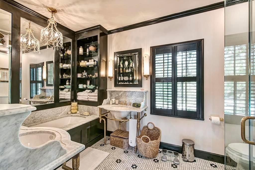 Pin by Sharen Strickland on bath inspiration Bathroom