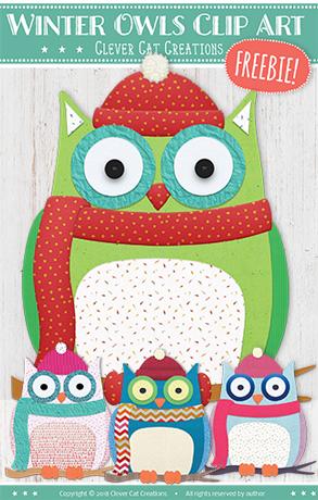 Free Owl Clip Art Winter Owls Owl Clip Art Clip Art Free Clip Art