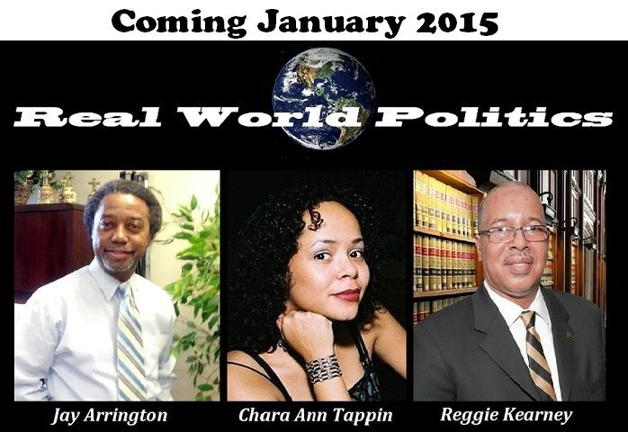 """Coming soon to the Hot Topics Talk Radio Network...   """"REAL WORLD POLITICS Radio"""" with Jay Arrington, Chara Tappin, and Reggie Kearney!!!   Stay on top of what's going on by going , and to follow this show, LIKE and follow on Facebook: https://www.facebook.com/pages/Real-World-Politics-Radio/905519326125105"""