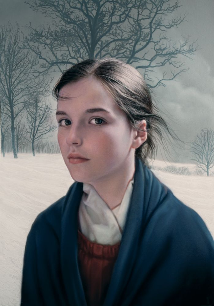 Illustration By Tim Obrien For The Winter Of Red Snow The Diary