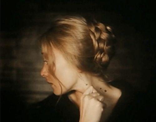 Margarita Terekhova in Zerkalo (Andrei Tarkovsky, 1975) Cinematography by Georgi Rerberg