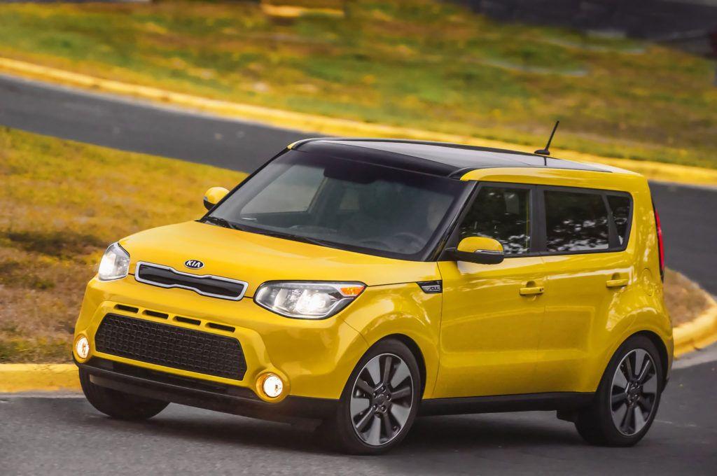 Trade Values Increase Kia Soul Kia Car