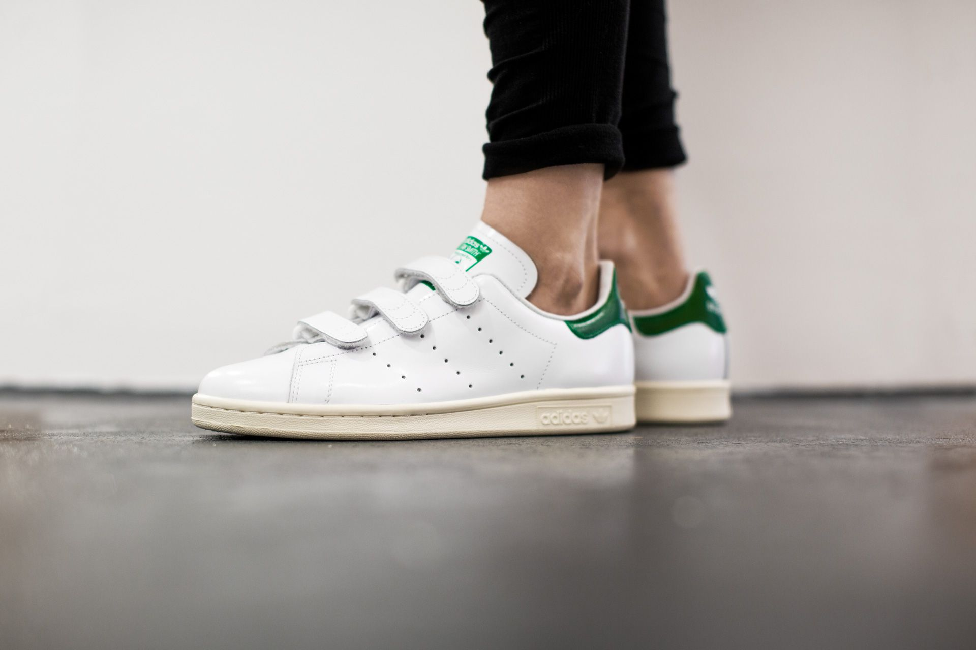 ADIDAS ORIGINALS STAN SMITH CF NIGO FTWWHTFTWWHTGREEN