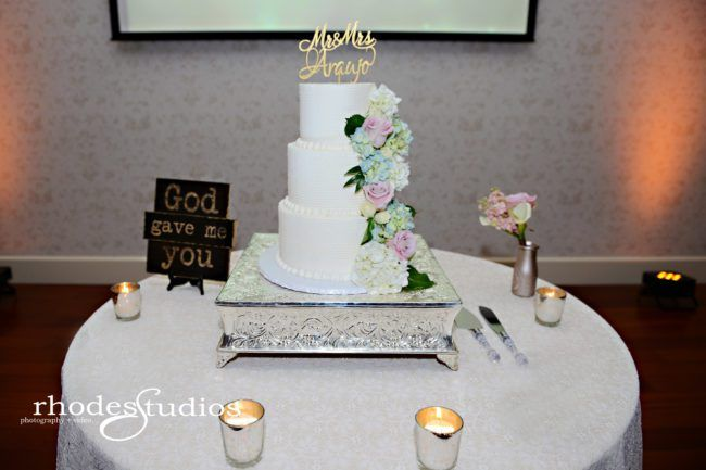 spring wedding cake three tier plan it event design management orlando wedding planner