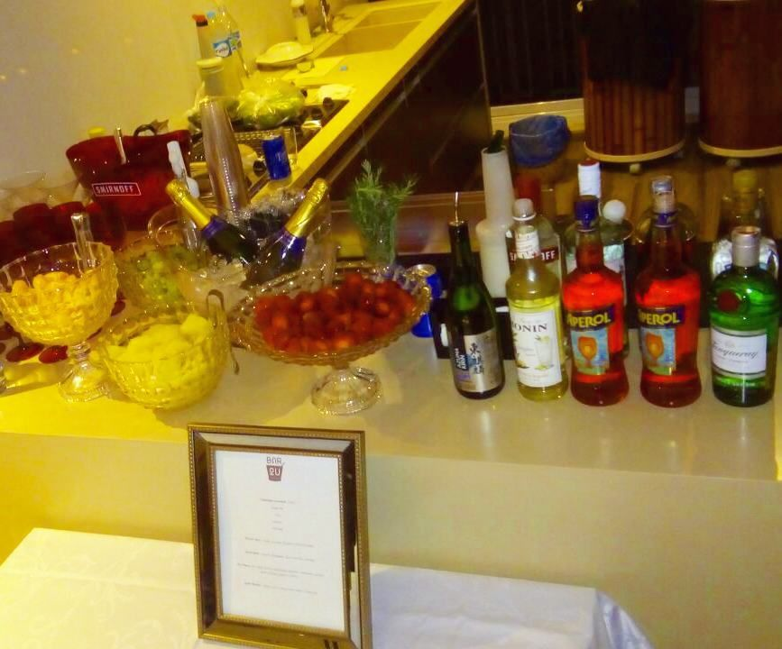 bar tender resume%0A Show Time