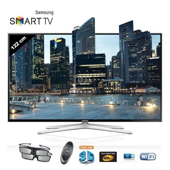samsung ue48h6400 led smart tv 3d soldes pinterest tv samsung usb et samsung. Black Bedroom Furniture Sets. Home Design Ideas