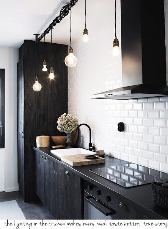 Beautiful Kitchen design. ::: Living Creatively: Inside My (Dream) Home //