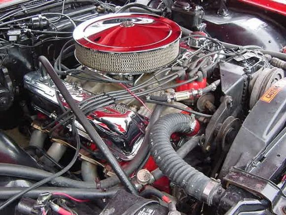 ford 410 engine