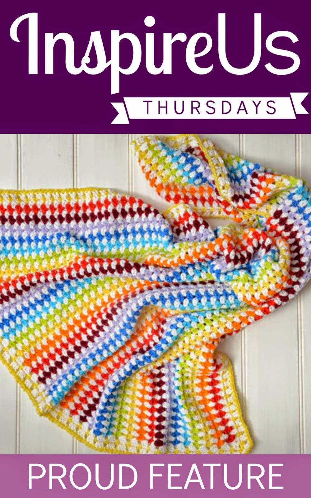 Inspire Us Thursday: Sew Needle Stitch Hook | September 25 Feature | The Inspired Wren