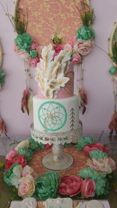 Dreamcatcher Cake Signature Cakes By New York Bakery In