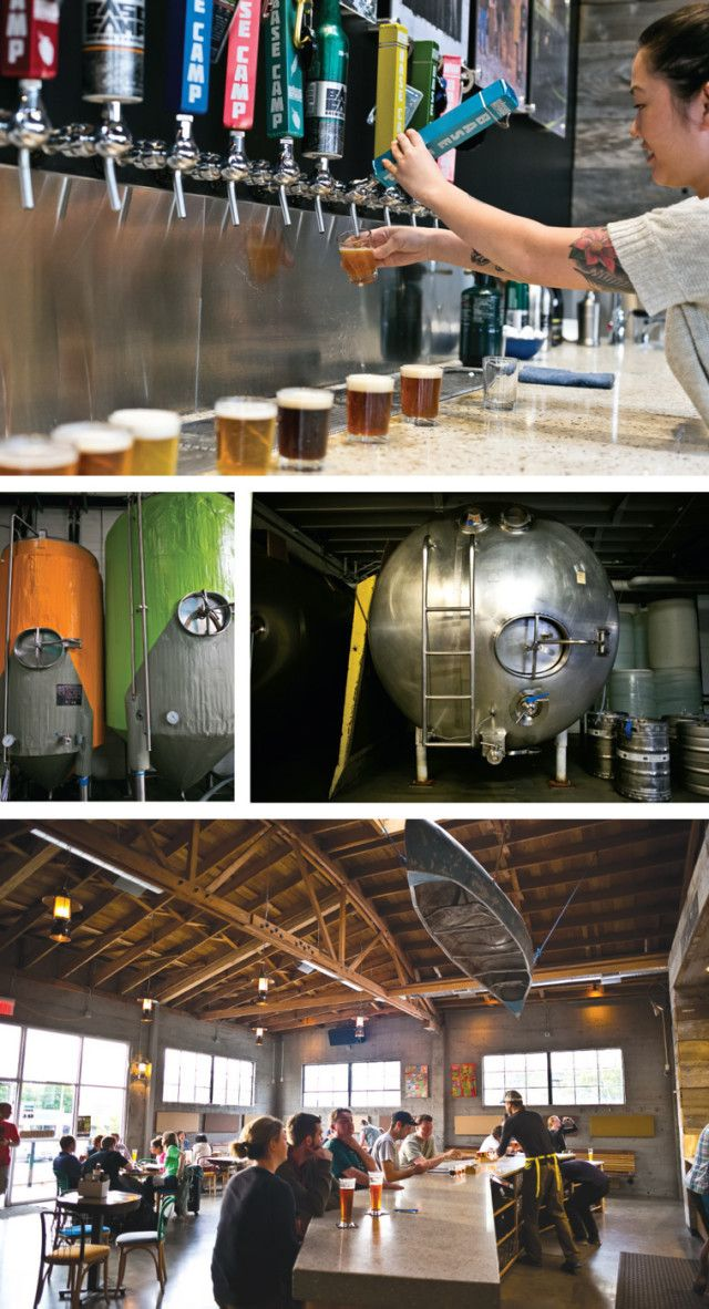 Basecamp Brewery