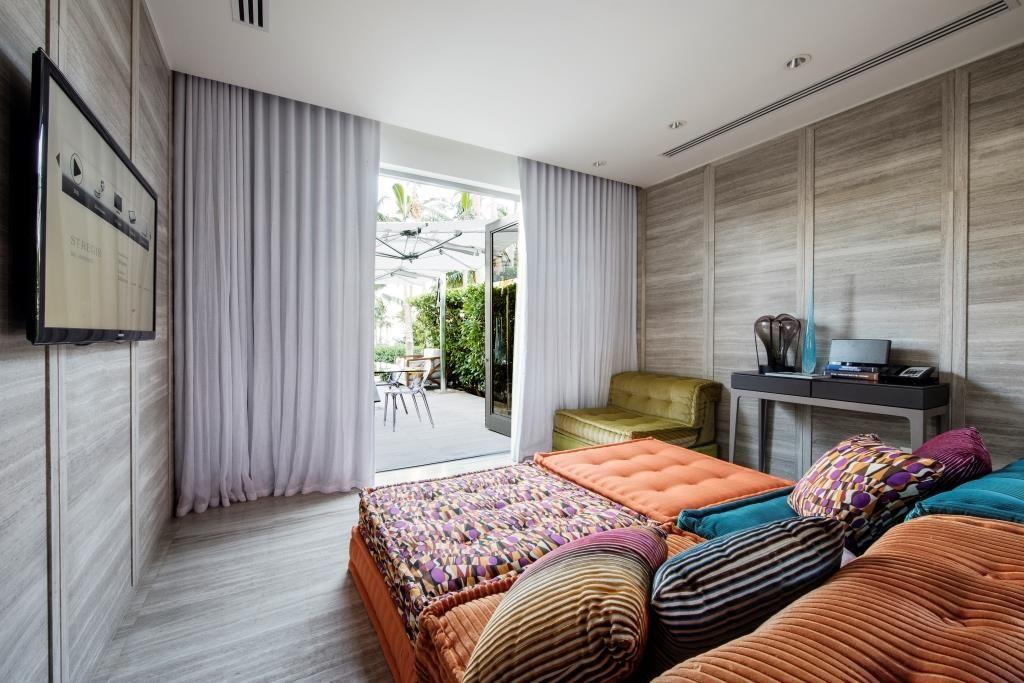 Roche Bobois Mah Jong Sofa Designed By Hans Hopfer Missoni Home Home House Design
