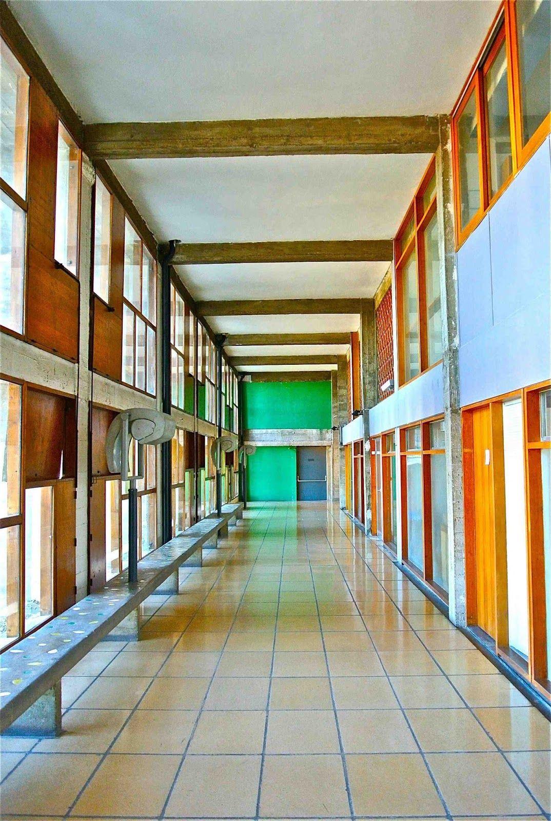La cit radieuse le corbusier le corbusier pinterest - Le corbusier design ...