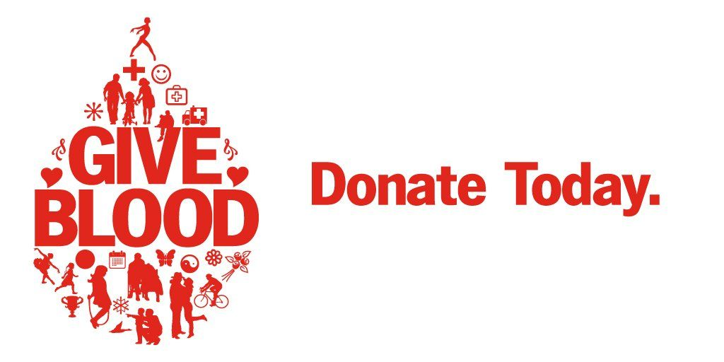 Nationalblooddonormonth hashtag on twitter giving blood