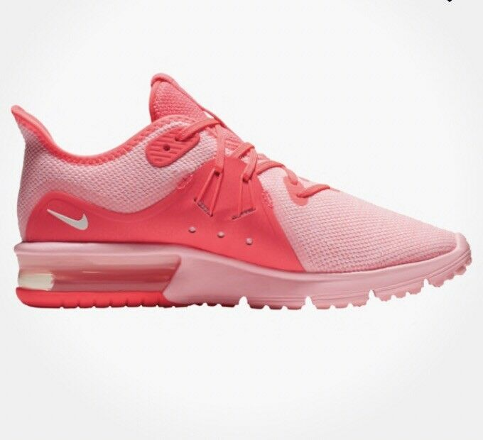 Nike Air Max 120 Pink Women Shoes size 6 Nike Airs (This