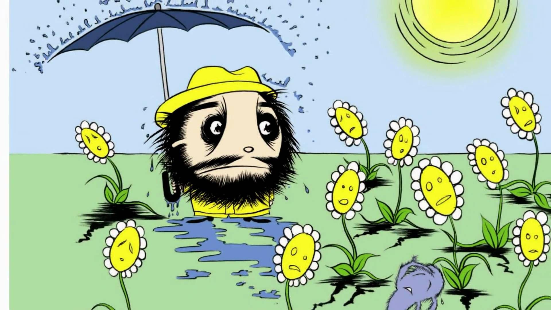 Mr. Gloomingdale's Downpour - Children's Book Read Aloud  Weather