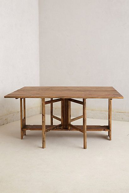 Colonnette Dining Table Dining Table Wall Mounted Dining Table