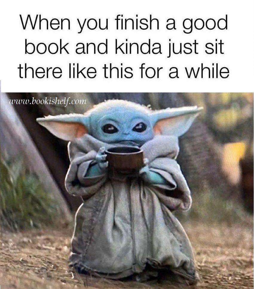 Social Campaign Kampagne Yoda Funny Yoda Meme Book Memes