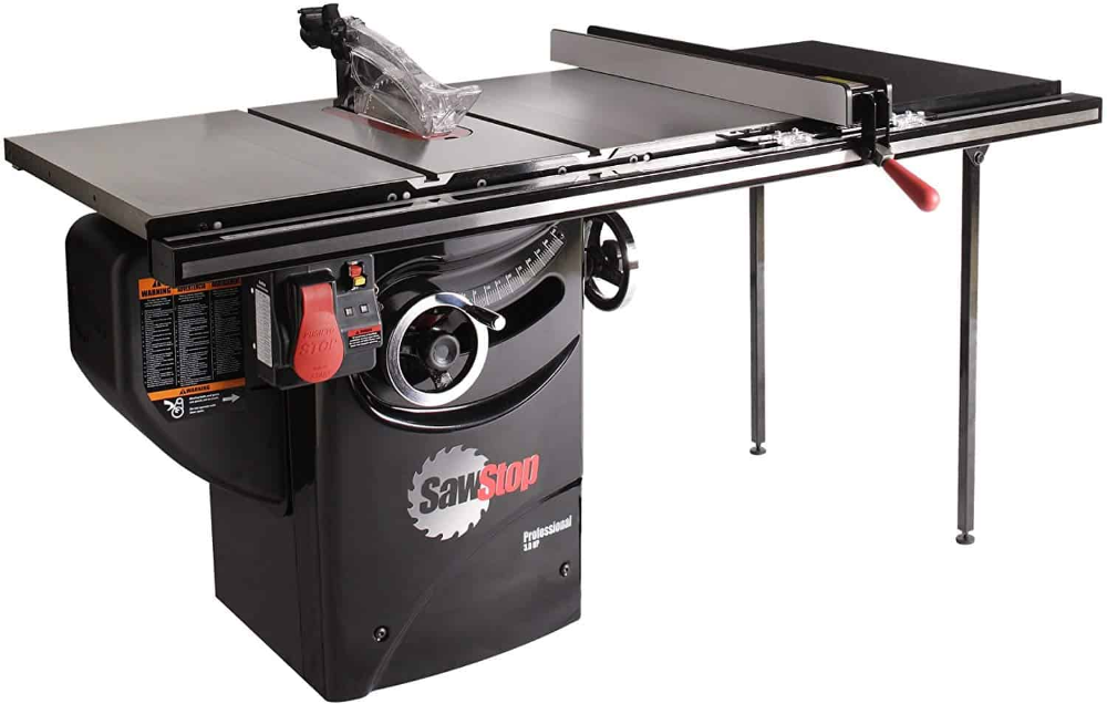 The 8 Best Cabinet Table Saws Reviews In 2020 Cabinet Table Saw Table Saw Best Table Saw