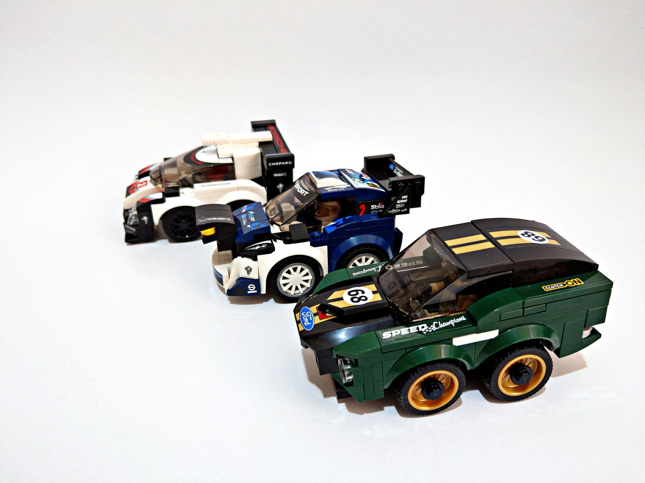 Lego 75884 Speed Champions alternative build | by c_s417
