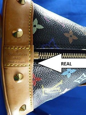 how to authenticate and spot a fake Louis Vuitton on  a176d530da630