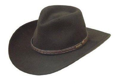 3ec27d421d567 Stetson Sturgis Crushable Wool Felt Western Cowboy Hat Cordova TWSTGS8130-08