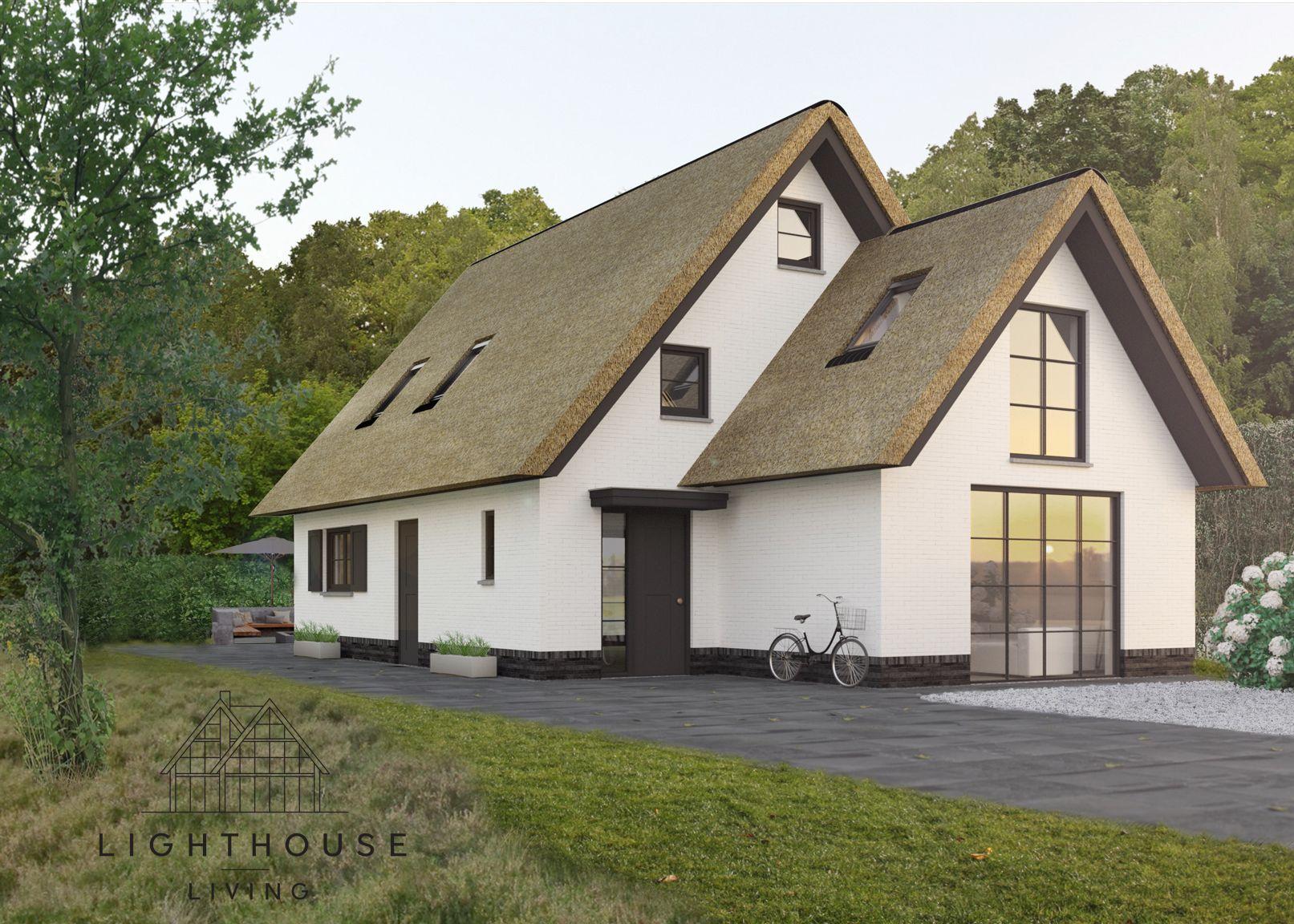 Landelijk Huis Nyc : Bouw je droomhuis met lighthouse living landelijk wonen zwart