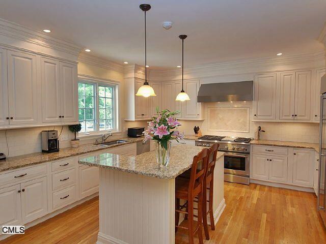 Lovely bright kitchen home design ideas pinterest for Kitchen ideas real estate