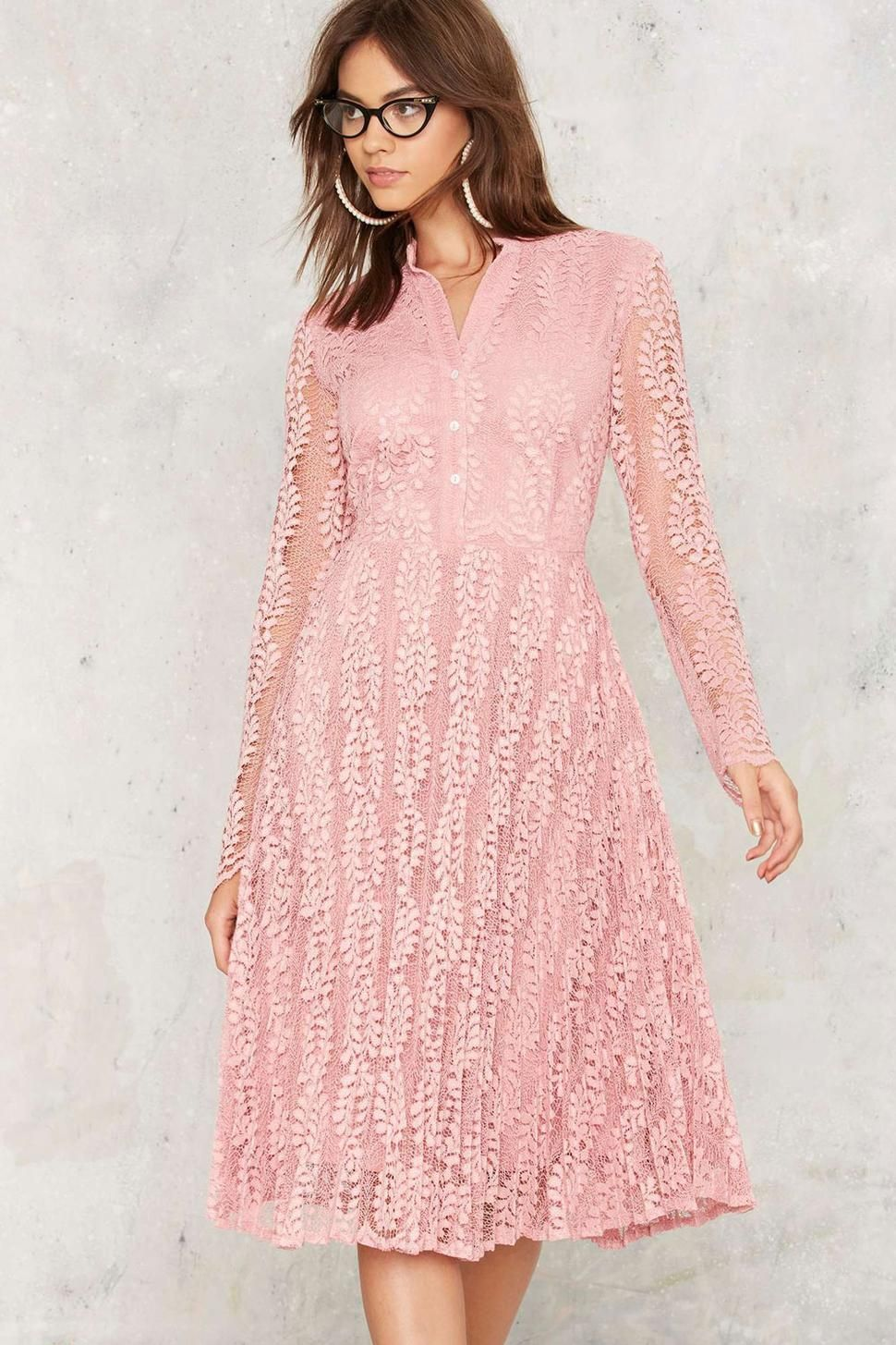 Flattering Dresses with Sleeves - Try one of these sensible and cool ...