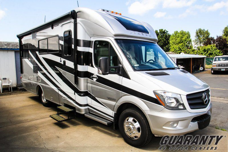 2016 Winnebago Navion 24g For Sale Junction City Or Rvt Com