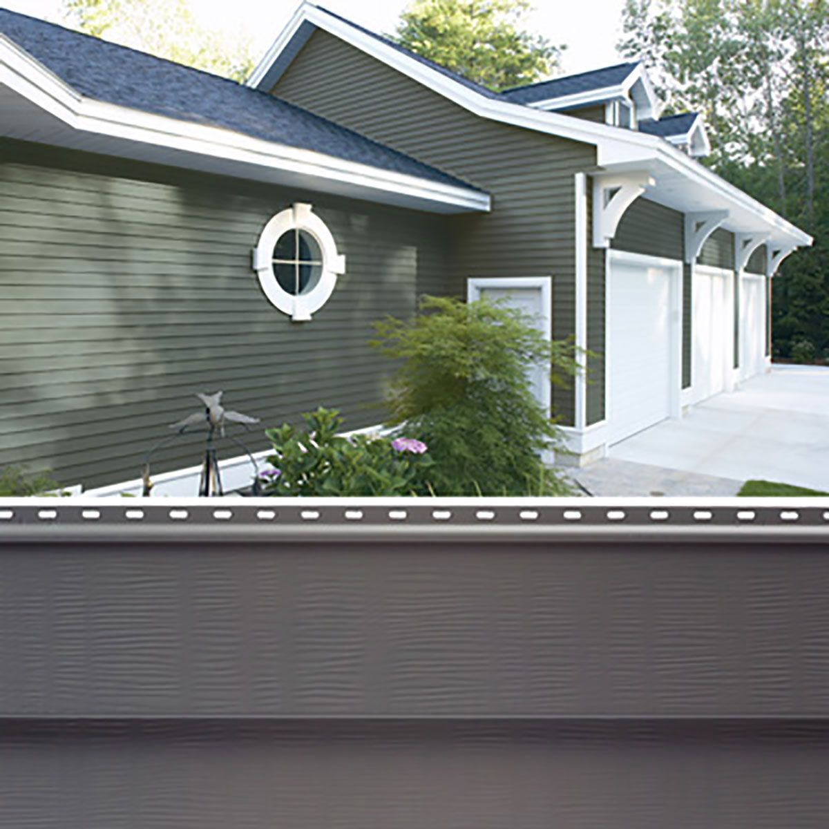 Metal Siding Accessories Exterior Siding Materials Wood Siding House