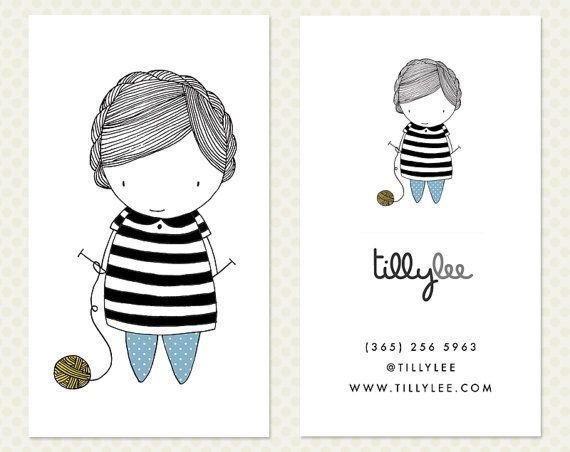 Knitting business card design knitter by crookedlittlepixel mom knitting business card design knitter by crookedlittlepixel colourmoves