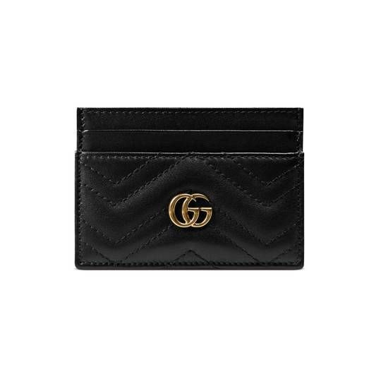 735f4c1ee59 GG Marmont card case - Gucci Women s Wallets   Small Accessories  443127DRW1T1000