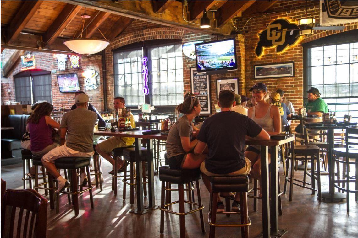 Blake Street Tavern sports bar Sports bar, Downtown denver