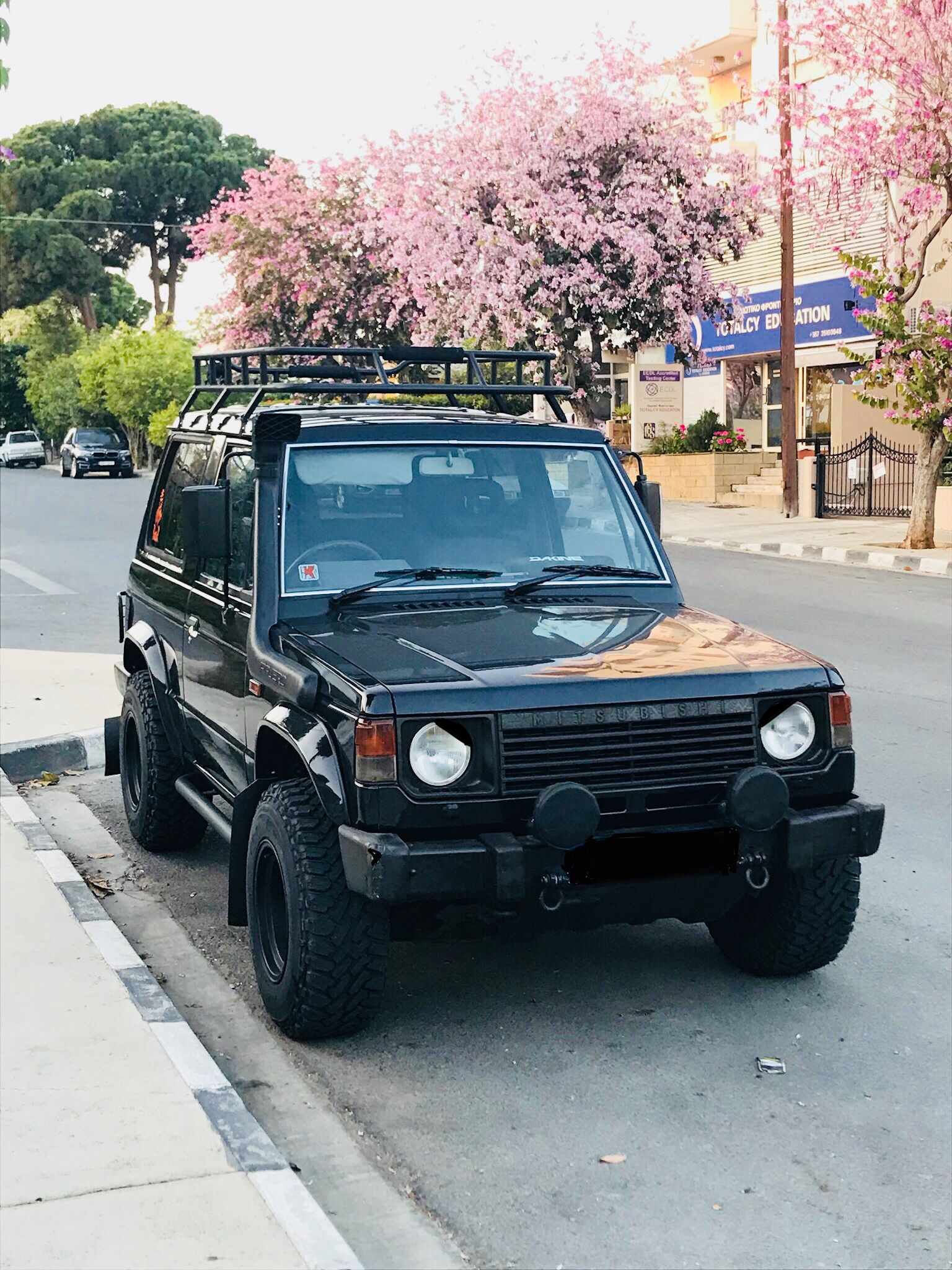 Mean Mitsu Mitsubishi Suv Mitsubishi Pajero Nissan Trucks