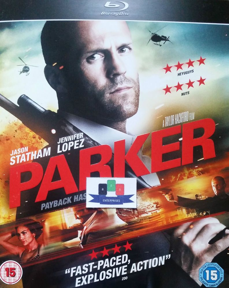 Details about Parker (Jason Statham) Blu-Ray 2013 New And