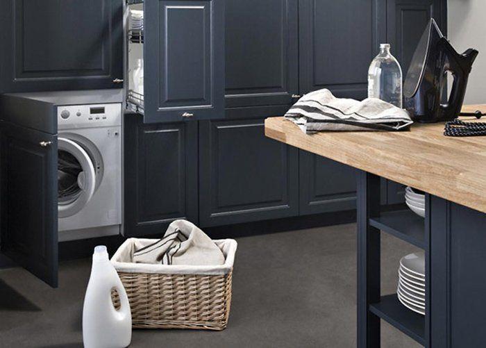 Les 25 meilleures id es de la cat gorie lave linge encastrable sur pinterest tag re de lave - Etagere lave linge ...