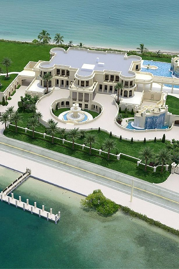 See Inside The 104m 11 Bedroom Mansion Bedroom Inside Mansion Luxurycars Coolcars Luxury Exterior Expensive Houses Mansions