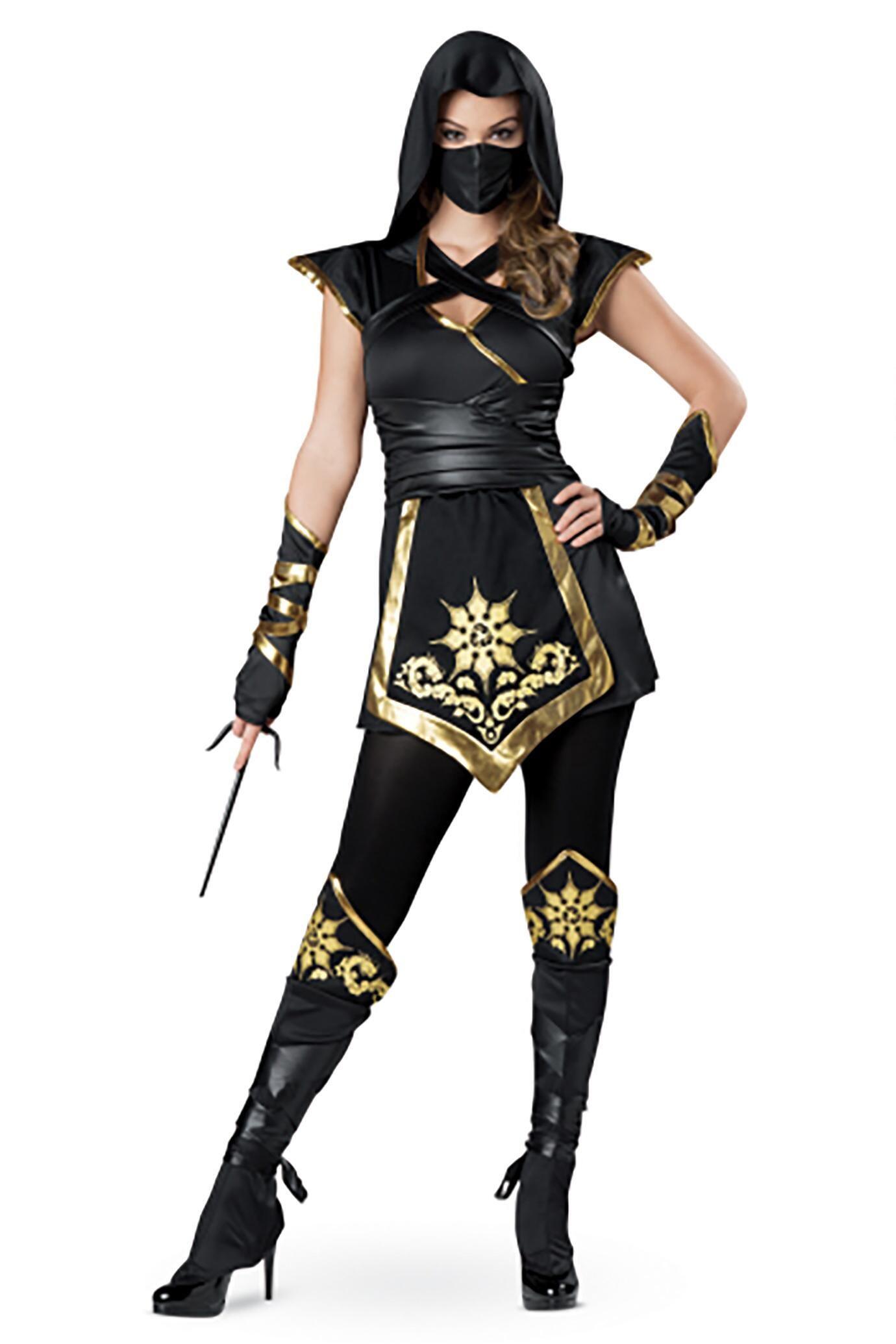 40c40f834 Ninja Lady Costume for Women in 2019 | Halloween | Sexy ninja ...