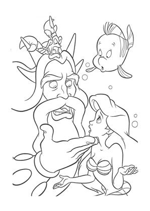 Arielle Die Meerjungfrau Ausmalbilder Ausmalbilder Arielle Wenn Du Mal Buch Ausmalbilder