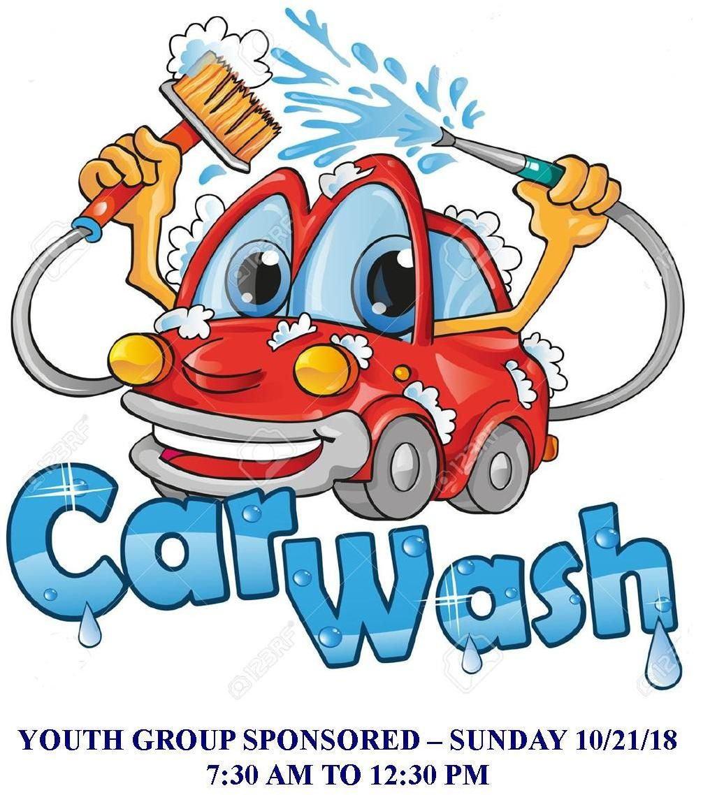 Sea The Ecr Youth Group Is Sponsoring A Car Wash This Sunday October 21 Starting At 7 30am Till 12 30 The Car Car Wash Services Car Wash Fundraiser Car Wash