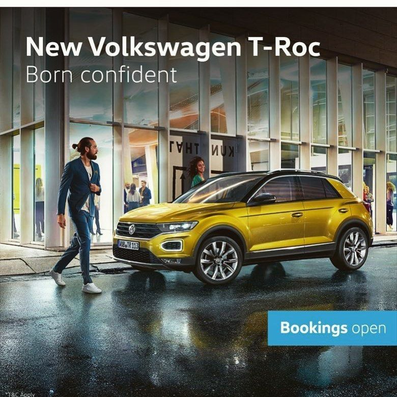 Volkswagen India Launches The T Roc In India The Premium Compact Suv Is Priced At 19 9 Lakh Follow Vroomheadofficial In 2020 Volkswagen Compact Suv Instagram Feed