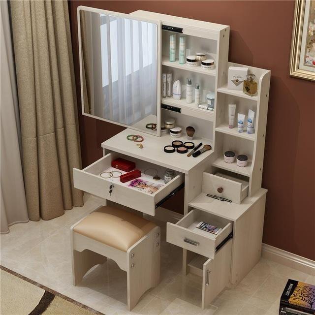 Best Dresser Bedroom Make Up Table Simple Modern Small Mini 640 x 480